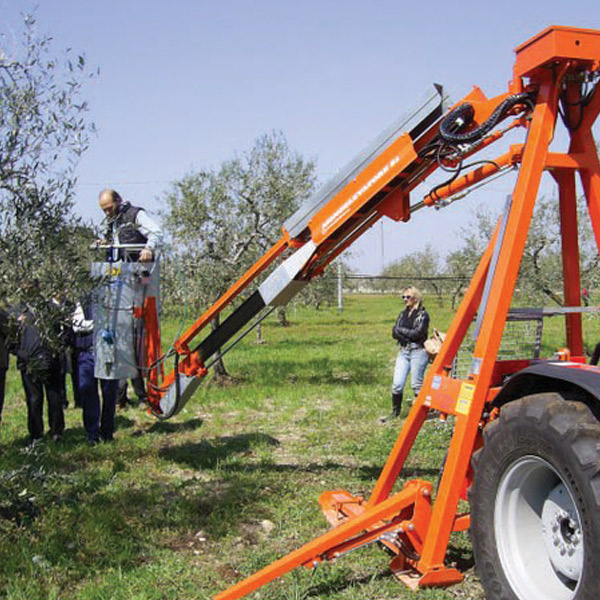 Harvester for fruits S1, maximum height 9 m