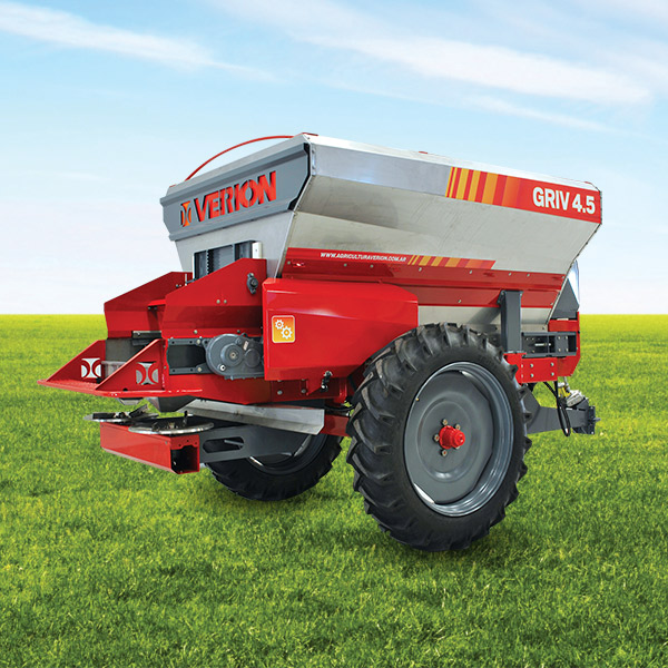 Griv 4.5  Band fertilizer spreader · 4500 liters