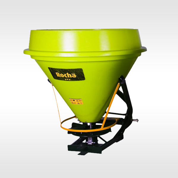 Fertilizer mono disk KC, 250 to 500 l - Plastic tank