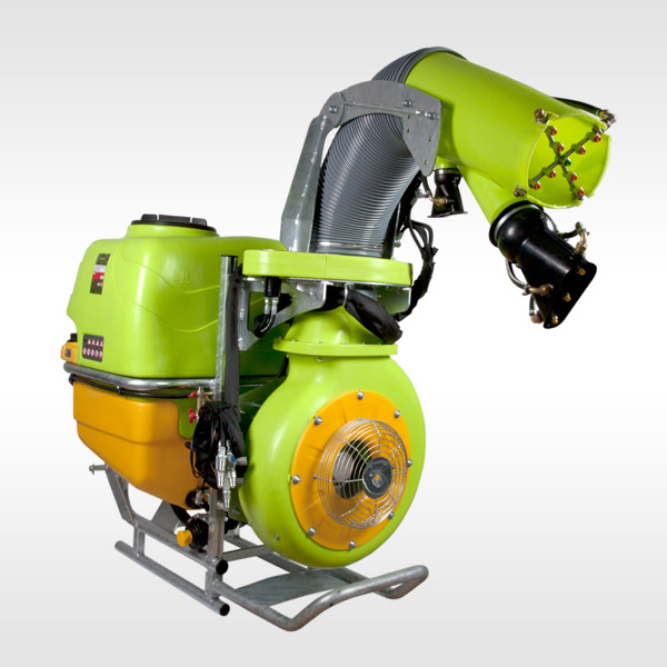 Tractor hitching system, , Cannon for tree applications - Spray Gun AC
