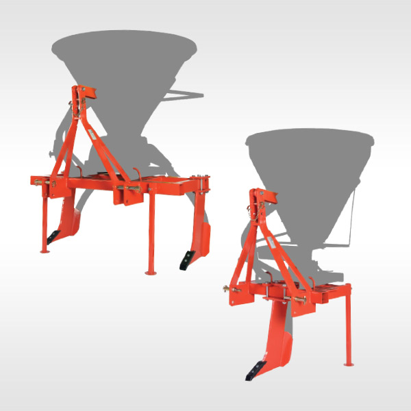 Subsoiler for granules fertilizers
