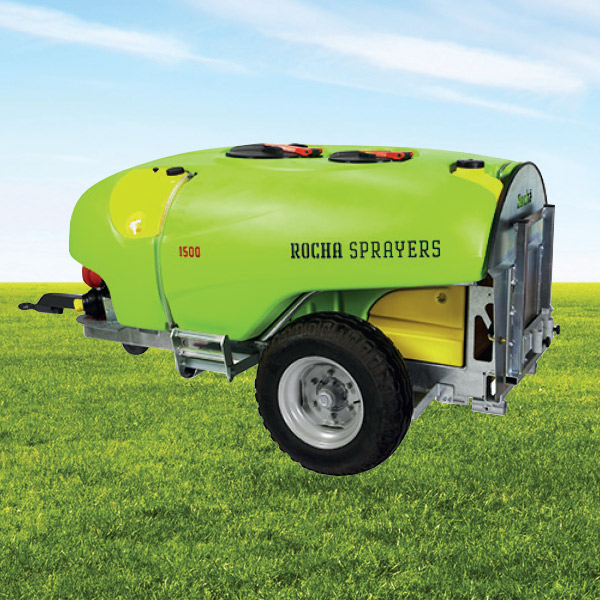 Tanks for sprayers