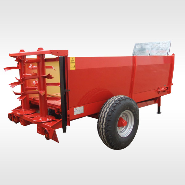 Organic spreader, rear application up to 3.5 m3