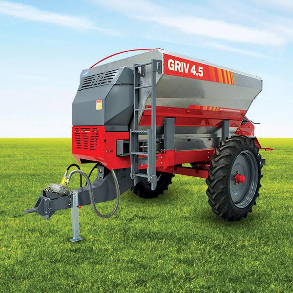 Griv 4.5  Band fertilizer spreader · 4500 liters