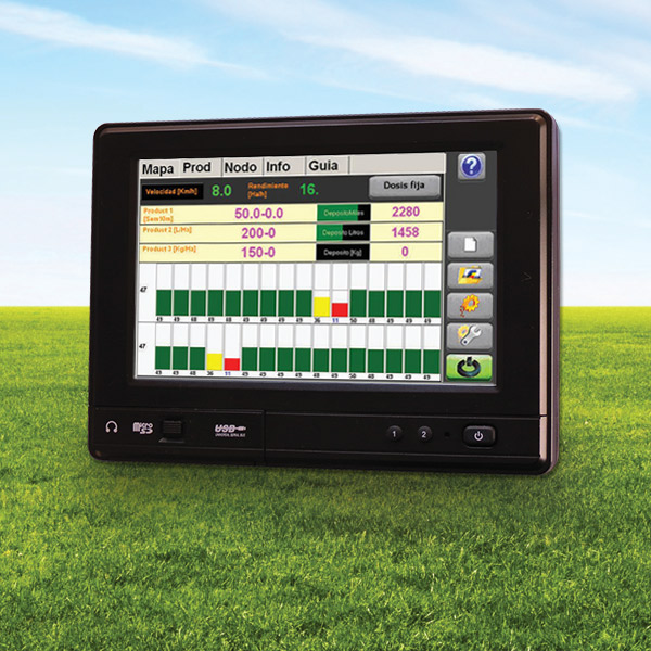 Monitor de semillas